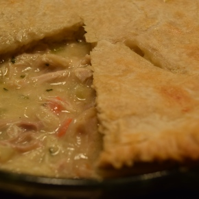 Best-Ever Chicken Pot Pie