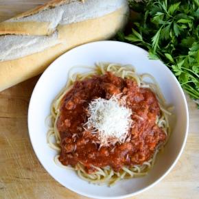 Nana Carrie's Famous SpaghettiSauce